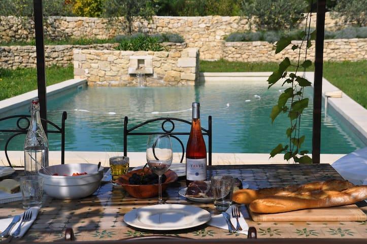 Mas Provençal - Aubignan - Villa