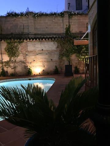 HABITACION Cerca de la Alhambra - กรานาดา - บ้าน