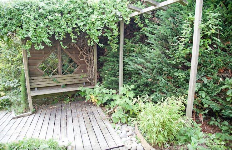 Chambre dans maison orée de forêt - Marolles-en-Brie - Rumah