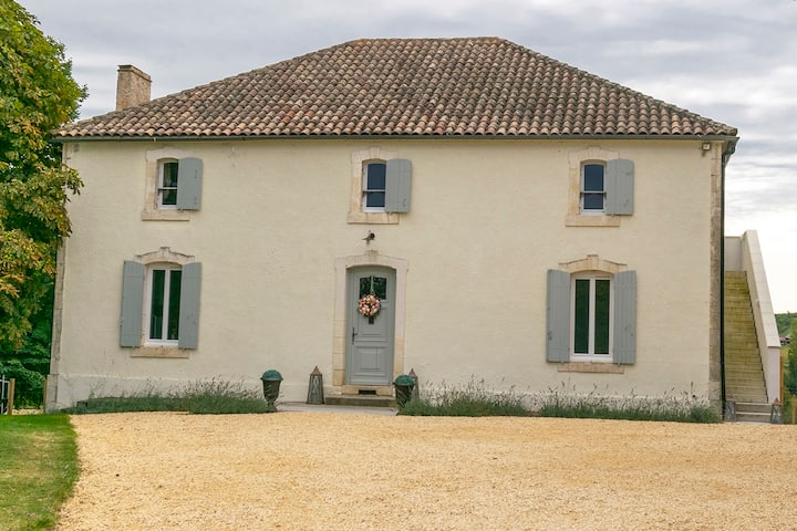 Beautiful French Masters House