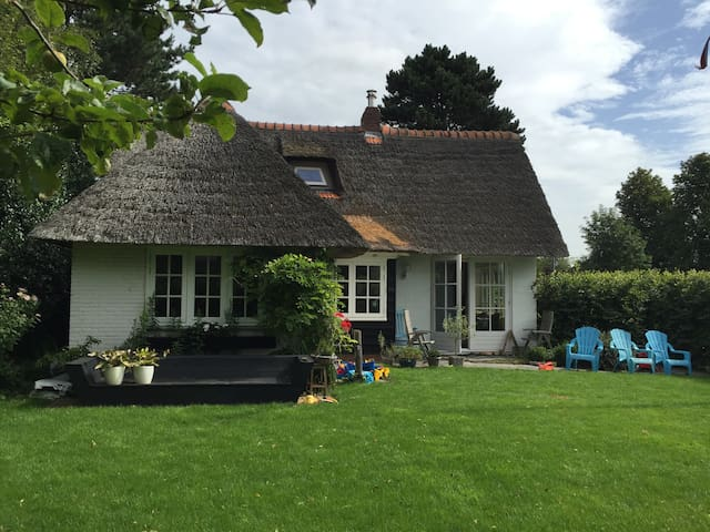 Close to the Beach and Amsterdam - Castricum - Vila