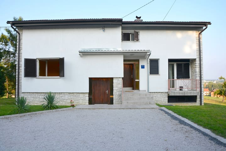 A green haven - Karlovac - House