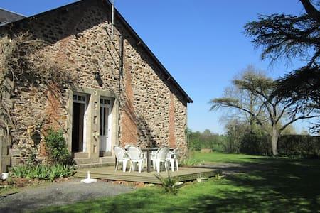 Charmante maison ancienne rénovée - Somloire - Dom
