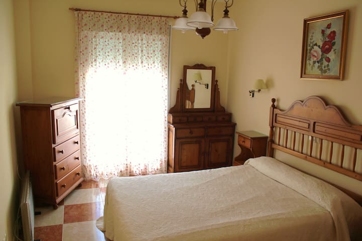Lovely doble room in Genal's Valley - Faraján  - Huis