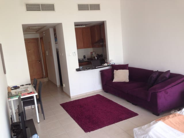 Cosy studio apartment in Dubai - Dubai - Huoneisto