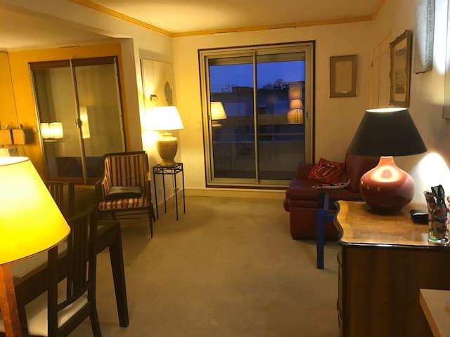 Beau l'appartement à Boulogne