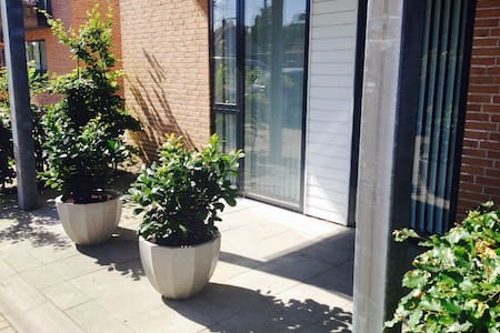 Cosy apartment with garden near CPH - Lillerød - Flat