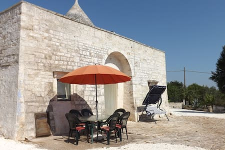 Wake up in an ancient Trullo! - Martina Franca
