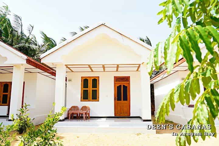 Deens Ac spacious cabana