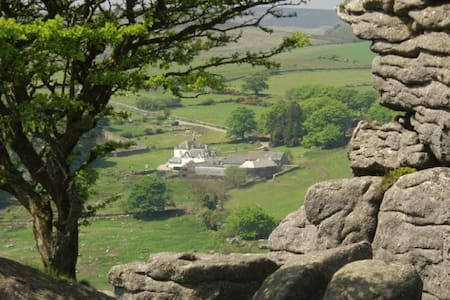 Holiday Cottage on Dartmoor - Nr Widecombe In The Moor - Casa