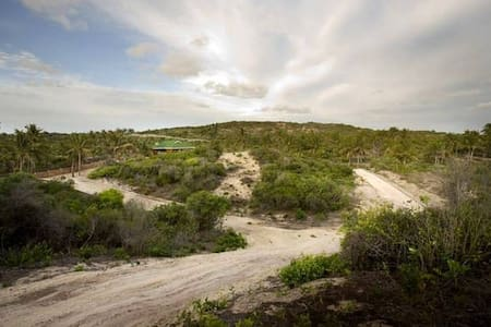 Private Beach House in Tofo - Tofo Beach - Casa