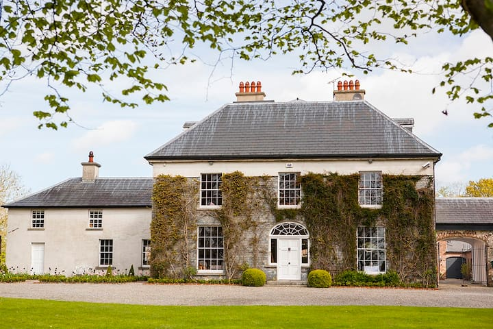 Clonganny House Luxury B&B - Ballygarrett