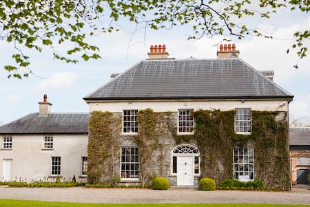Clonganny House Luxury B&B - Ballygarrett - Bed & Breakfast