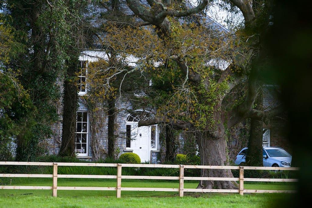 Clonganny House