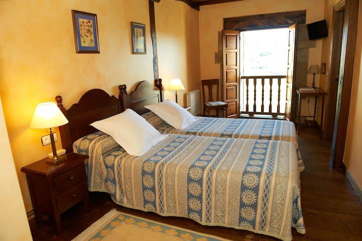 Acogedora Casa Rural en Santillana