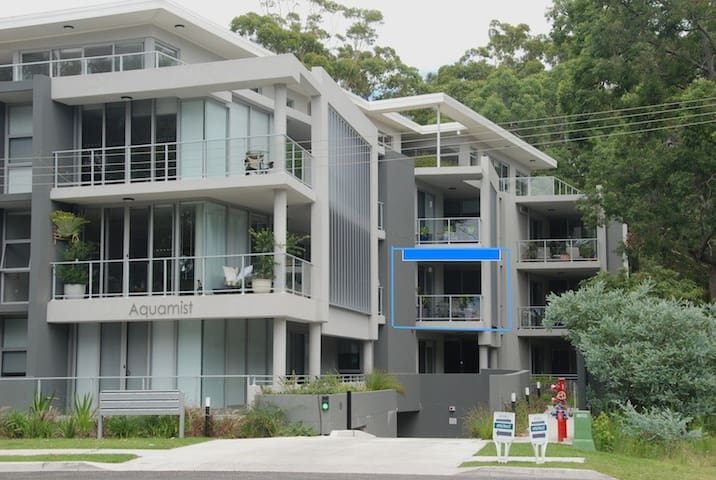 Bay Blu by the Beach - Huskisson - Apartemen