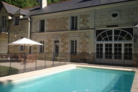 Grande maison familiale - Langeais