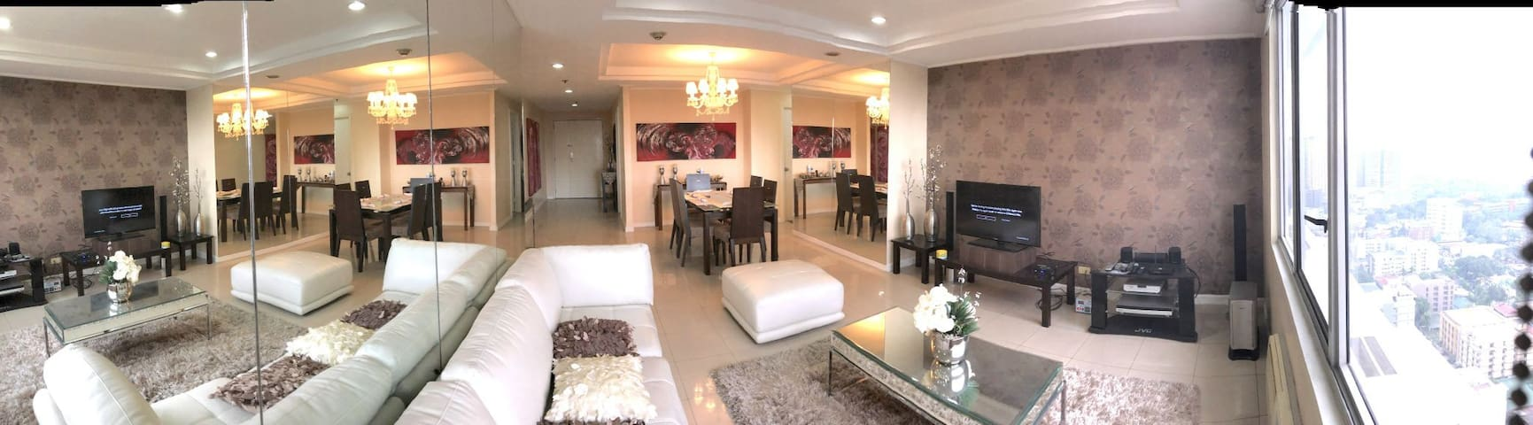 Ortigas fully furnished 2bdr condo 114sqm