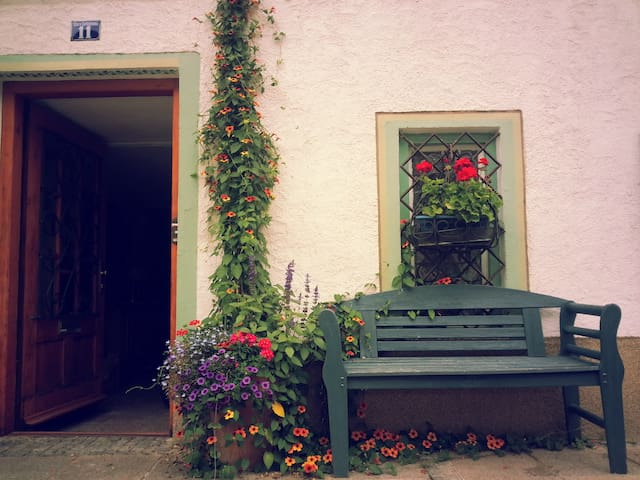 Unique town house in picturesque cobblestone lane - Füssen - Apartment