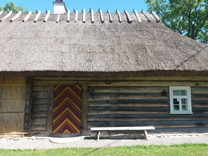 The Old Saaremaa style country house.