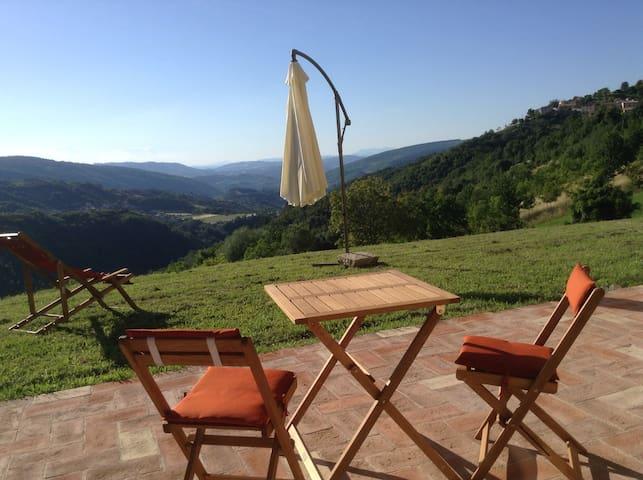 """App. """"Antica PLESTIA"""": Natura-Nocera Umbra-Assisi - Nocera Umbra - Flat"""