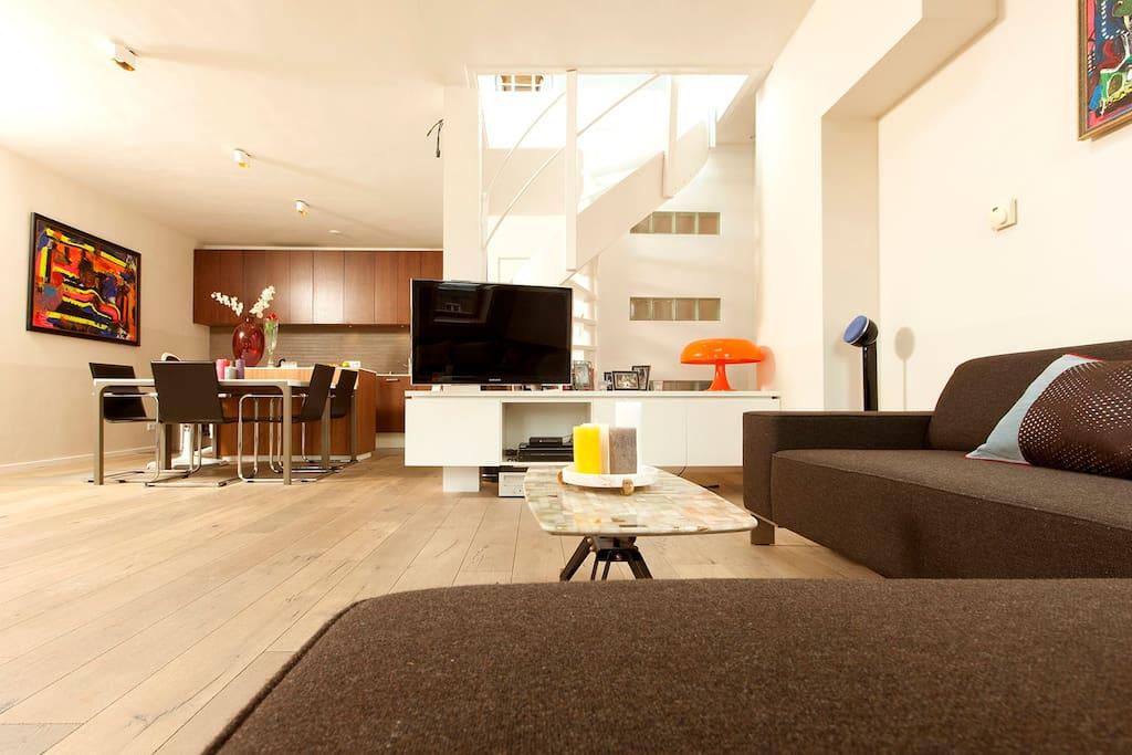 Penthouse the admiral 100m2 apartamentos en alquiler en msterdam noord holland pa ses bajos - Apartamentos en amsterdam ...