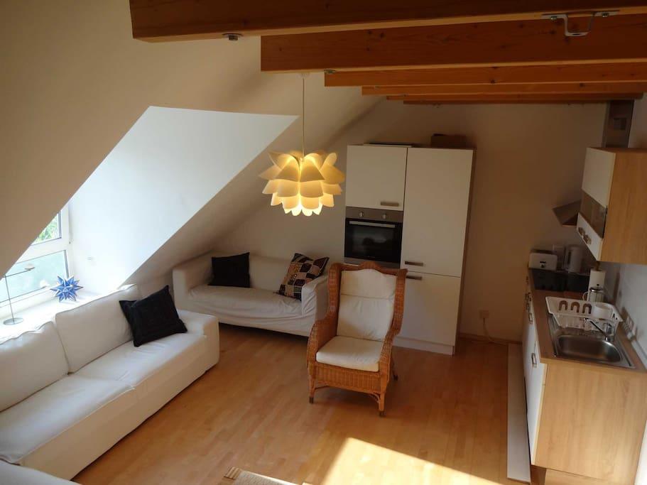 3 zi whg direkt an m nchen s bahn wohnungen zur miete in vierkirchen bayern deutschland. Black Bedroom Furniture Sets. Home Design Ideas