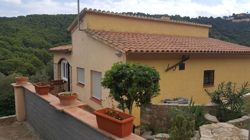 Very nice apartment in the beautiful area of Begur