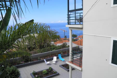 Slice of the Atlantic - Studio Flat - Funchal