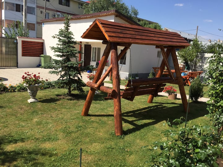Airport Otopeni , Therme Bucharest  Apartment