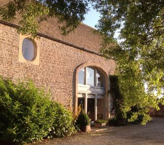 Converted Barn (3 rooms sleeps 7) - Woolverton