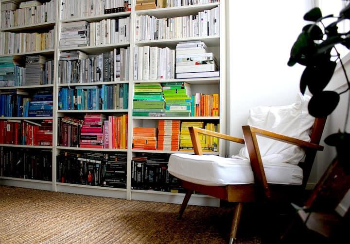 Charming Art Deco apartment
