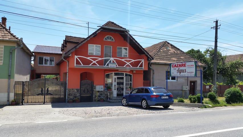 Casa Agnes Vendégház - Gyulakuta