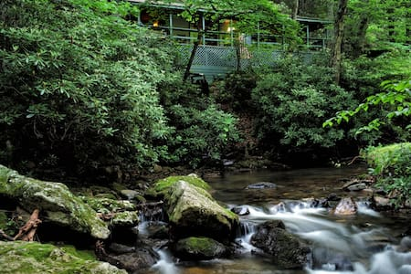 Troutsong: Creekside Paradise Found - Boone