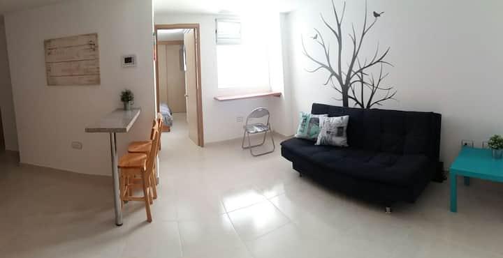 Ubicación turistica Cómodo Apartamento en Sabaneta