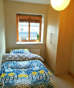 Cozy room as best choice for your stay - Dublin - Huoneisto