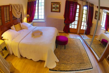 Chambre Tosca - Houx - Bed & Breakfast