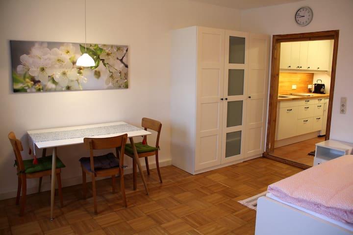 Kleines Appartement im Luftkurort am Hausruck