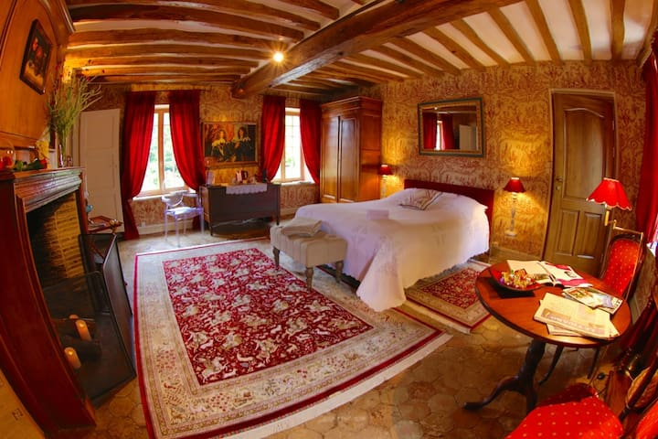 La chambre Traviata - Houx - Penzion (B&B)