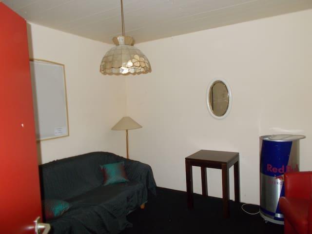 Zimmer für 2 Personen zur Hanse Sai - Rostock - Wohnung