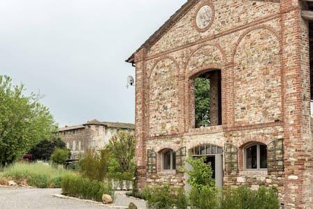 Moderno loft in borgo medioevale