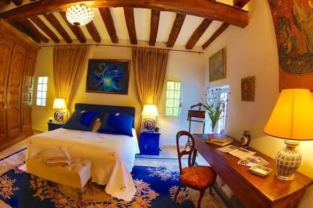 La chambre Tristan et Iseult - Houx