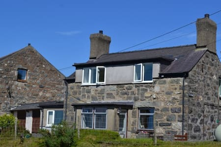 Detached Welsh Stoned, Mill House - Caernarfon