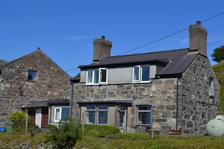 Detached Welsh Stoned, Mill House