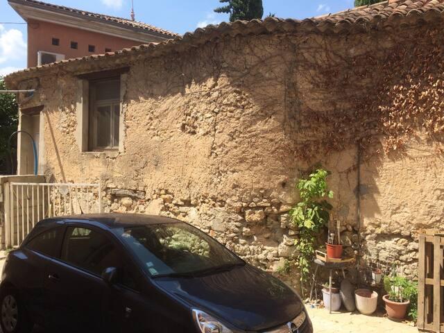 Charmante Maison de village typique Provence - Brignoles