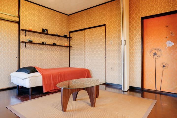 Retro Chic room - Taketoyo-cho, Chita-gun - Ev