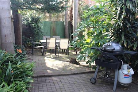 Central Surry Hills garden terrace