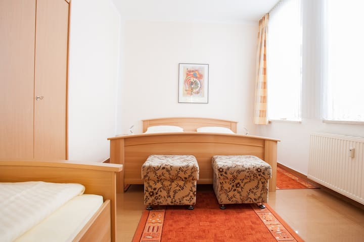 Holiday apartment for 2-5 persons - Torgau - Appartement