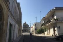 Masseria Fortificata near Otranto
