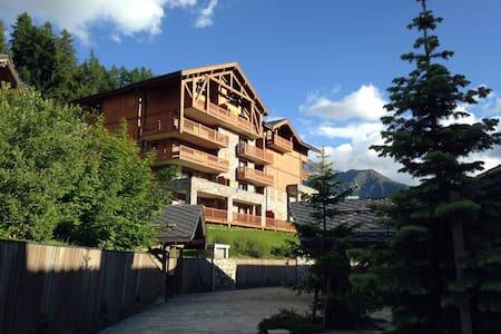 Vallandry T3  résidence de tourisme - Landry - Apartment